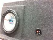 """MTX AUDIO Speakers/Subwoofer MTX 10"""" SUB"""